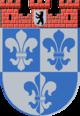 Bezirkswappen Wilmersdorf von 1955