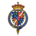 Coat of arms of Sir Charles Somerset, 1st Earl of Worcester, KG.png