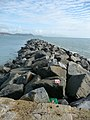 Cobb - The End Of The Cobb - geograph.org.uk - 1599569.jpg