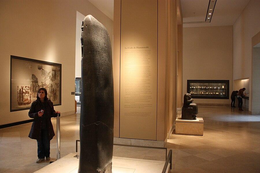 stele of hammurabi - image 10