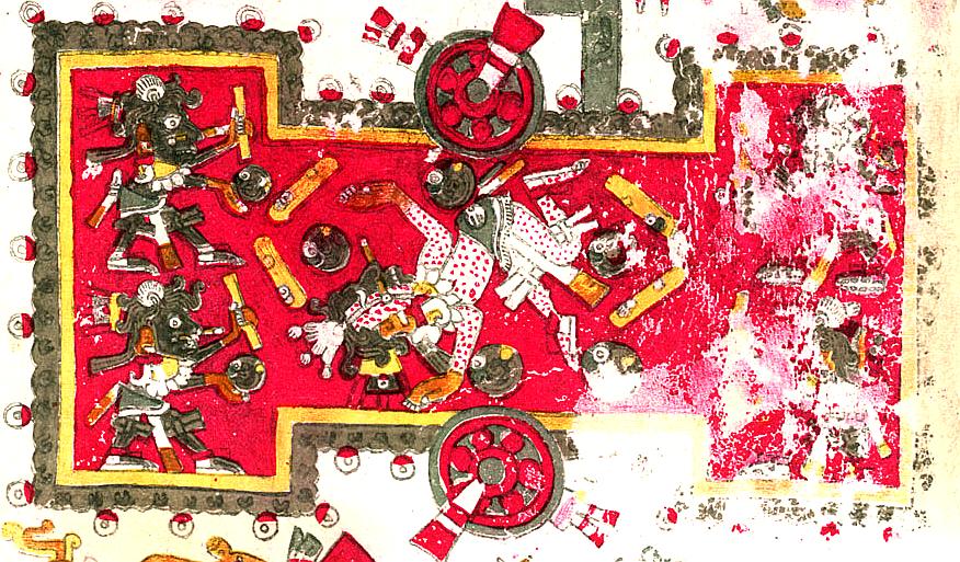 Codex-borgia-tlachtli