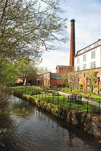 Uffculme - Coldharbour Mill