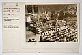 Colleges and Universities - West Point - Ceremonies - West Point Military Academy Commencement. Secretary of War, Newton D. Baker, giving out diplomas - NARA - 26430594.jpg