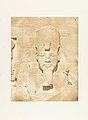 Colosse médial du Spéos d'Phré, à Abousembil MET DP131962.jpg