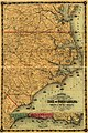 Colton's new topographical map of the eastern portion of the State of North Carolina with part of Virginia & South Carolina from the latest & best authorities. LOC 99447448.jpg