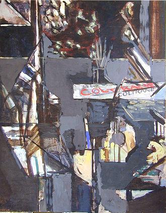 Jean-Max Albert - Image: Coltrane Coltrane