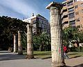 Columnes de l'antic hospital general, València.JPG