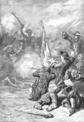 Combat In Trunajaya Rebellion - The Crown of Mataram (1890).png