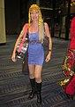 Comic Con Robyn Cleopatra.JPG