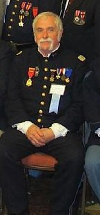 Sons of Union Veterans of the Civil War - Lt. Col. Mark Day, former Commander of SVR 2nd Military District