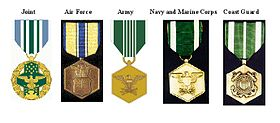 Image illustrative de l'article Commendation Medal