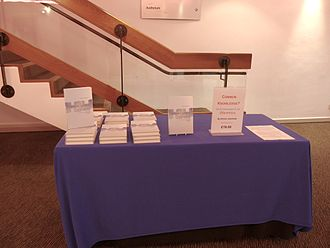 Common Knowledge? An Ethnography of Wikipedia books at Wikimania 2014.jpg