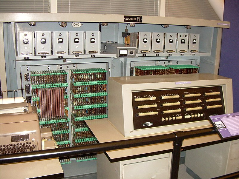 File:Computer Museum Zuse Z23.jpg