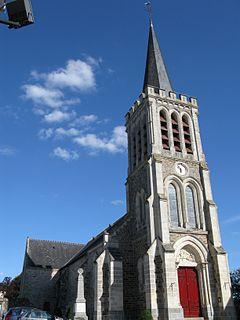 Contest, Mayenne Commune in Pays de la Loire, France