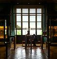 Conversation au Louvre, Paris 2015.jpg