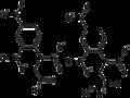 Copper 2-((2,4-dinitrophenyl)nitroamino)acetate.png
