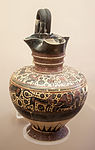 Corynthian oinochoe by the Painter of Amsterdam (600-575 BC).jpg