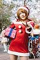 Cosplayers of Yui Hirasawa, K-On! at CWT41 20151213a.jpg