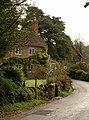 Cottages at Stallen - geograph.org.uk - 1555977.jpg