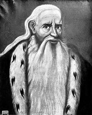 Serbs of Romania - Image: Count Đorđe Branković, Franz Schilhabel, 1849