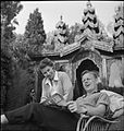 Country Club For US Airmen- Rest and Recuperation in the English Countryside, Stanbridge Earls, Romsey, Hampshire, 1943 D14526.jpg