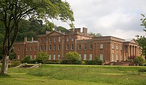 Himley Hall - Image: Country Seat. geograph.org.uk 177284