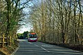 Country bus on Shipbourne Road - geograph.org.uk - 2753199.jpg