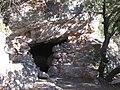 Cova del Racó Gran o Cova d'en Tinet, Parc natural de Sant Llorenç del Munt i l'Obac (desembre 2011) - panoramio.jpg