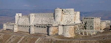 Крак де Шеваље, једна од најпознатијих тврђава на свету