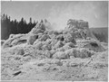 Crater of Castle Geyser, Yellowstone National Park - NARA - 517630.tif