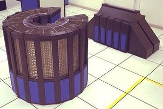 Cray-2 - A Cray-2 operated by NASA