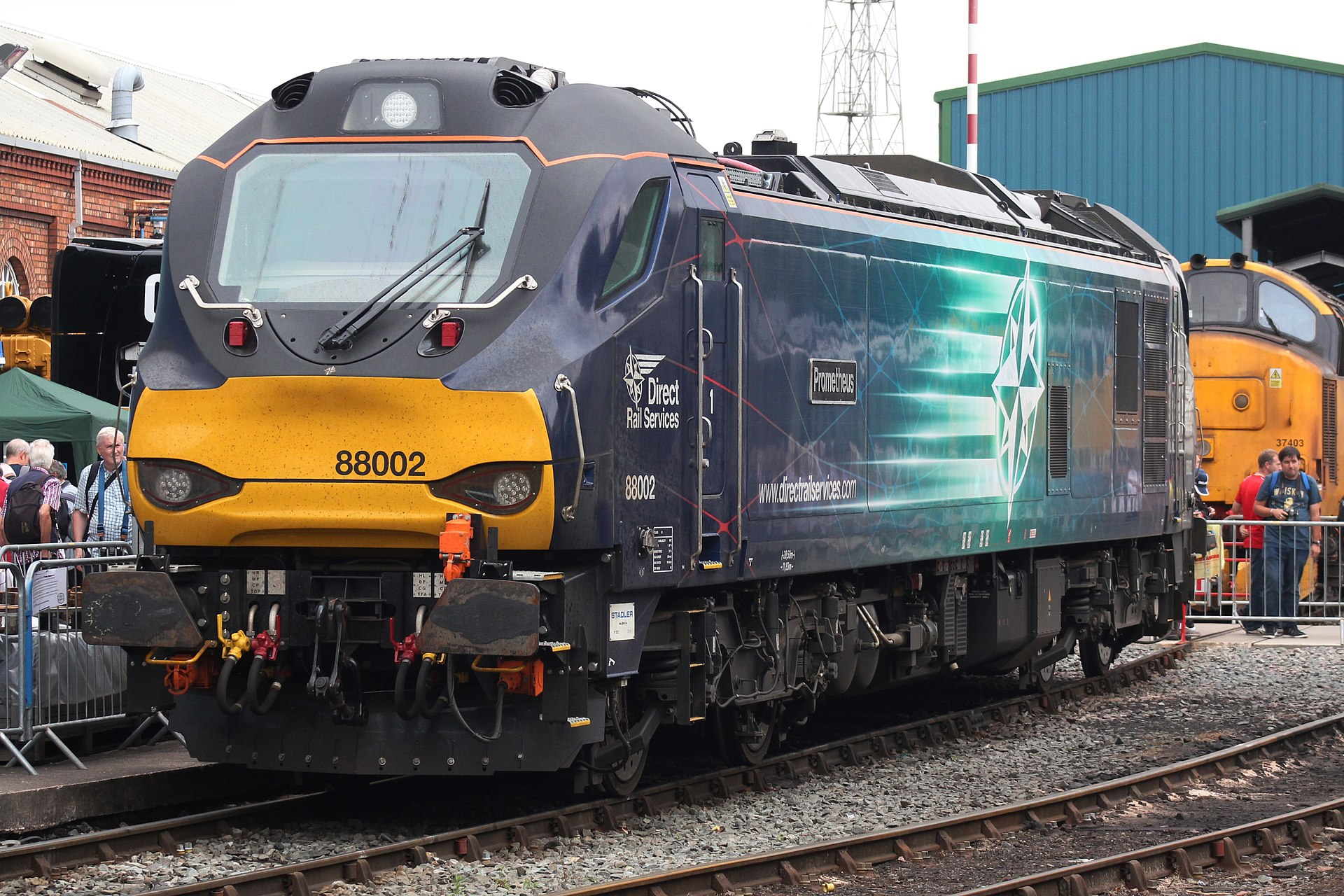 Crewe DRS open day 2018 - 88002 (37403).JPG