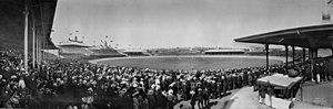 Sydney Cricket Ground - Sydney Cricket Ground, 12 December 1903.