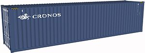 Cronos 40 foot container