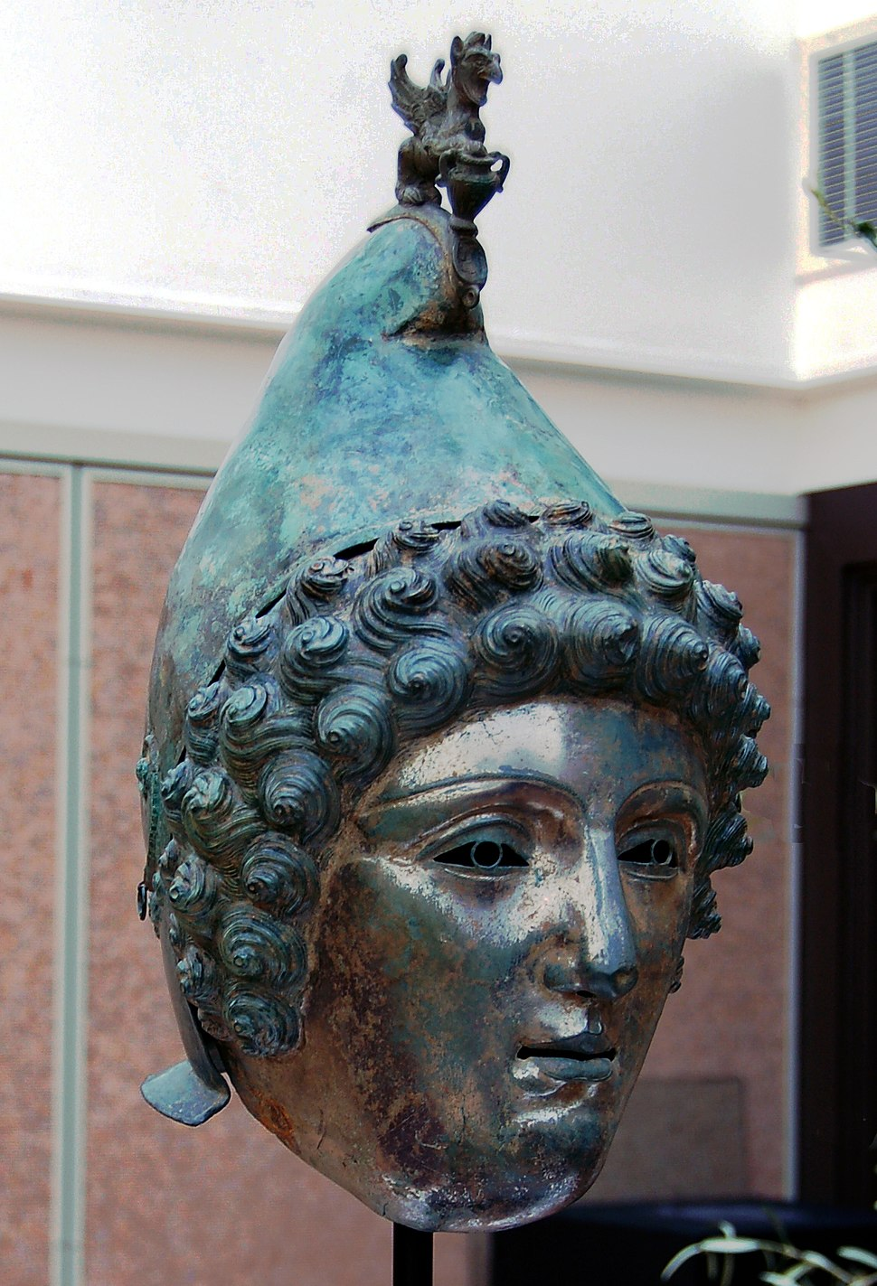 Crosby Garret Helmet at Sale