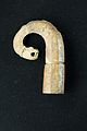 Crosier head from Feldebrö, late 11th c, bone (horn), exh. Benedictines NG Prague, 150721.jpg
