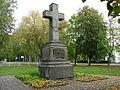 Cross in Mažeikiai.jpg