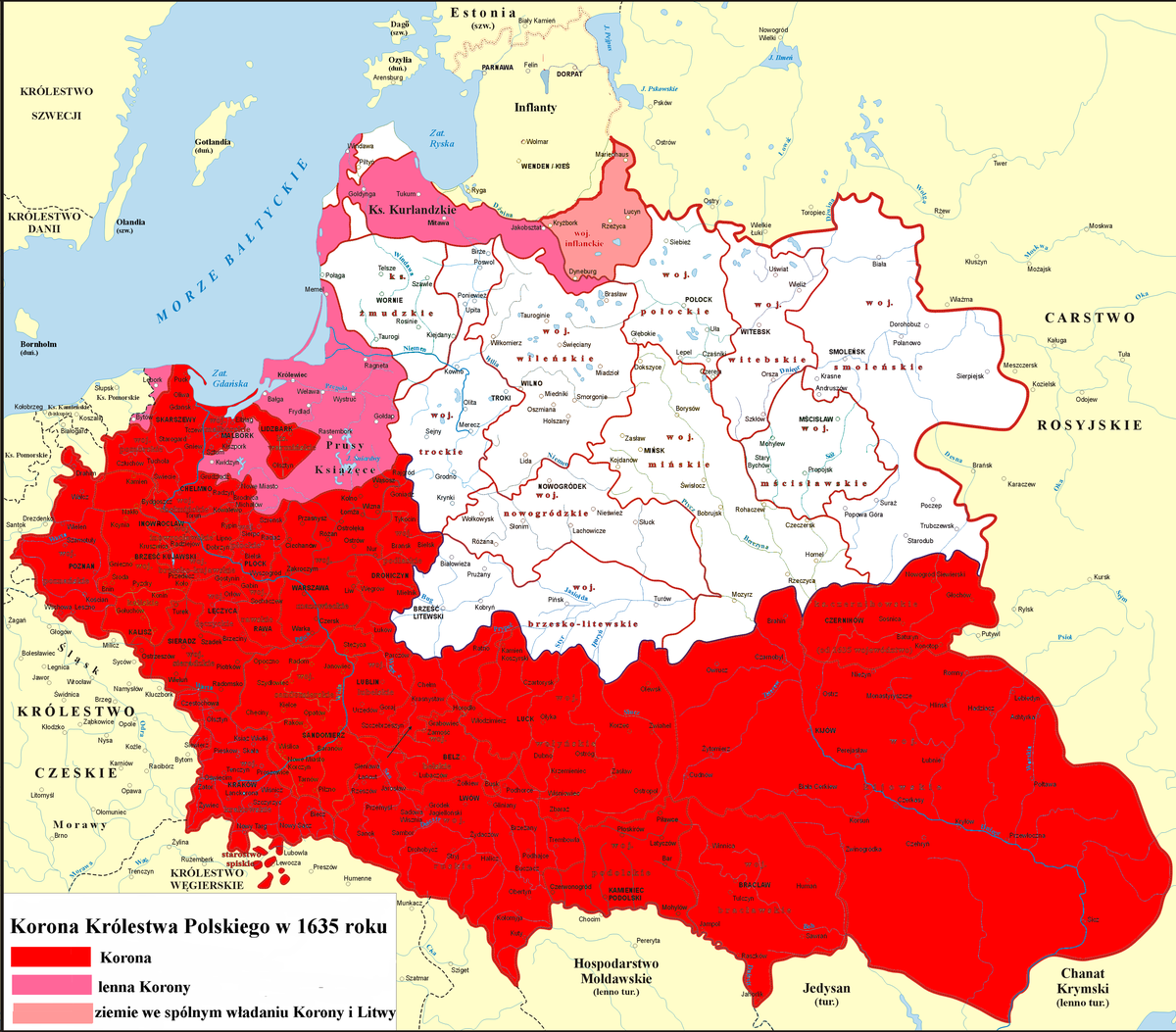 Crown of the Kingdom of Poland - Wikipedia