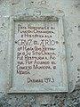 Cruz del Atrio de la Catedral de San Idelfonso, Mérida, Yucatán (02).jpg
