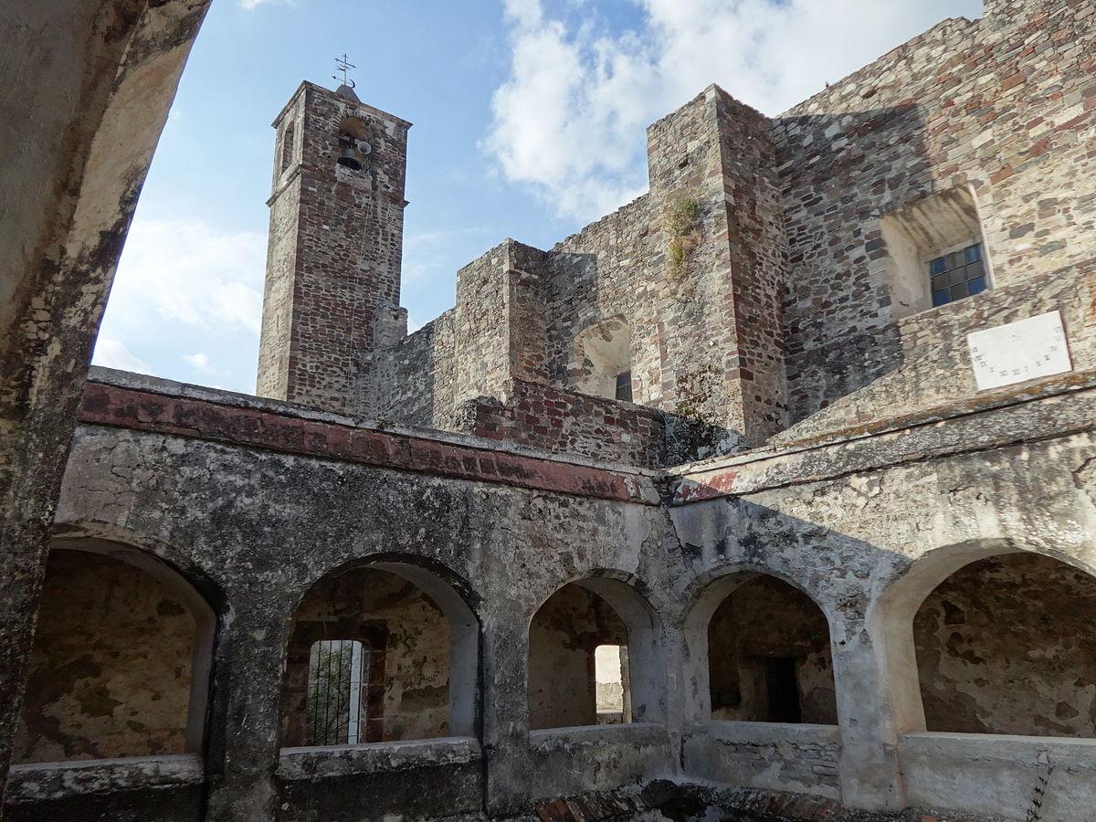 Ex Convento de Cuautinchán