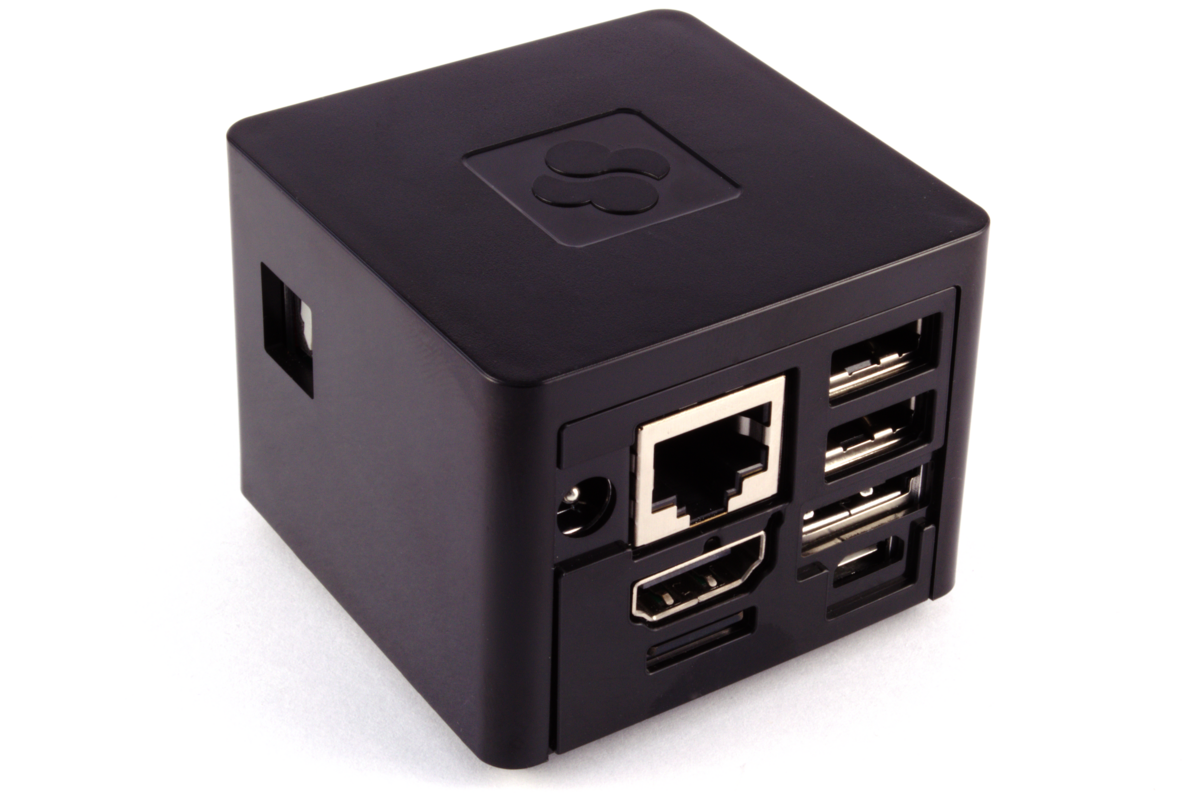Raspberry Pi 3 Power >> CuBox - Wikipedia
