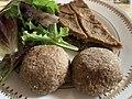 Cuisine arménienne - Deux Mitchougov Kofte et Sini Kofte.jpg