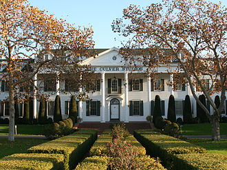 Producers Distributing Corporation - The Mansion at Culver Studios, later the logo for Selznick International Pictures