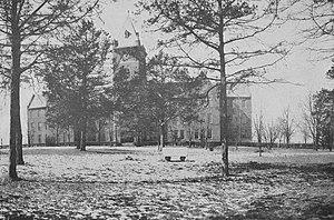 Cumberland University - Memorial Hall, 1918