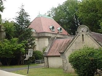Curtis Hall Arboretum - Image: Curtis Hall I