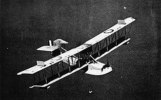 Curtiss HS - A Curtiss HS-2L