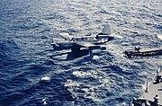 Curtiss SO3C catapulted USS Biloxi 1943