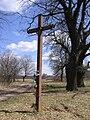 Czeklin-krzyż przydrożny.JPG