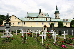Discalced Carmelites - Monastery of Discalced Carmelites in Czerna, Poland