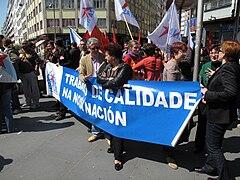 Día do traballo. Santiago de Compostela 2009 18.jpg